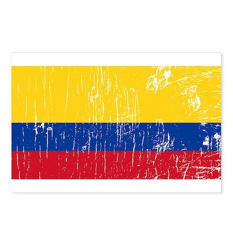 Retro Ecuador Postcards (Package of 8)
