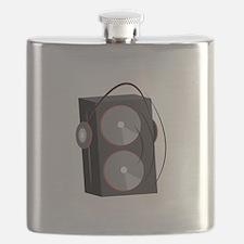 Speaker Base Flask
