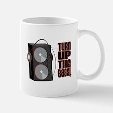 Turn Up The Bass Mugs