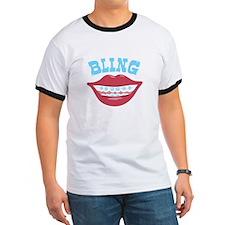 Braces Bling T-Shirt