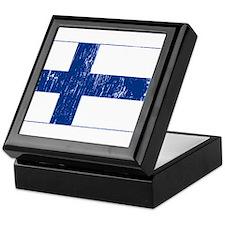 Vintage Finland Keepsake Box