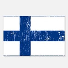 Vintage Finland Postcards (Package of 8)