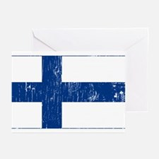 Vintage Finland Greeting Cards (Pk of 10)