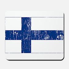 Vintage Finland Mousepad