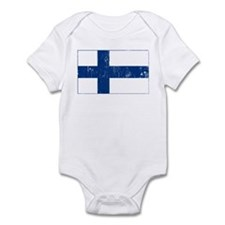 Vintage Finland Infant Bodysuit