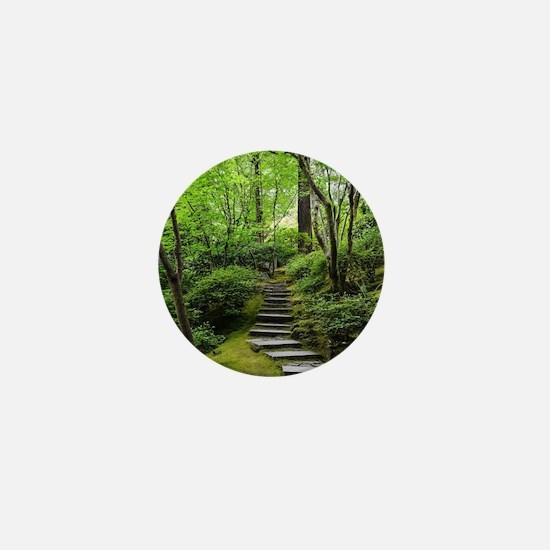 garden path Mini Button