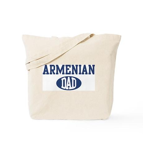 Armenian dad Tote Bag