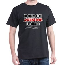 Iowa Is Awesome T-Shirt