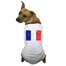 Vintage France Dog T-Shirt