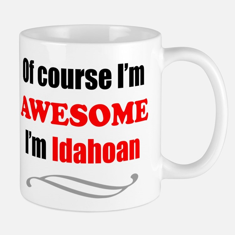 Idaho Is Awesome Mugs