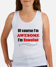 Hawaii Is Awesome Tank Top