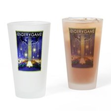 Ender's Game Movie Poster Drinking Glass