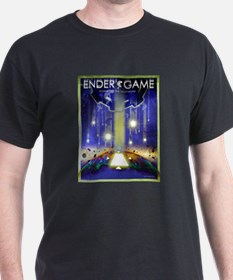 Ender's Game Movie Poster T-Shirt