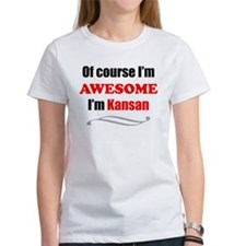 Kansas Is Awesome T-Shirt