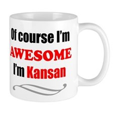 Kansas Is Awesome Mugs