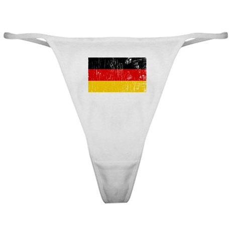 Vintage Germany Classic Thong