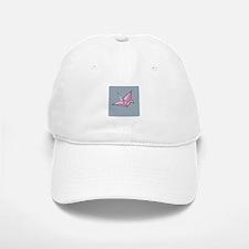 Paper Crane Baseball Baseball Baseball Cap