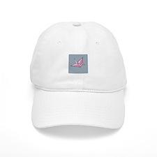 Paper Crane Baseball Baseball Cap