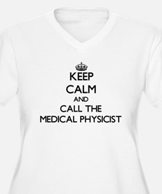 Keep calm and call the Medical Physicist Plus Size