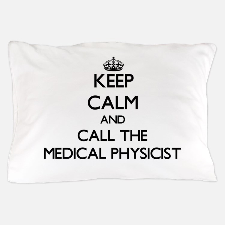 Cute Physicists Pillow Case