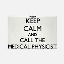 Keep calm and call the Medical Physicist Magnets