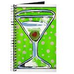 Polka Martini Journal