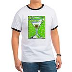 Polka Martini Ringer T