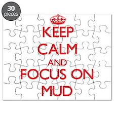 Unique Mud bog Puzzle