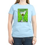 Polka Martini Women's Light T-Shirt