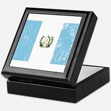 Vintage Guatemala Keepsake Box