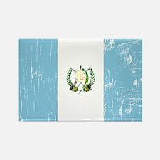 Vintage Guatemala Rectangle Magnet (10 pack)