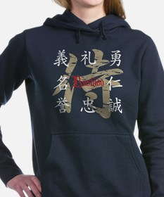 Bushido 09B Women's Hooded Sweatshirt