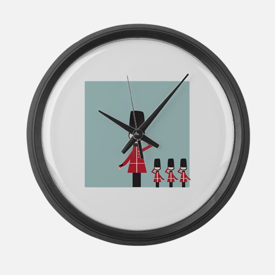 Beefeaters Large Wall Clock
