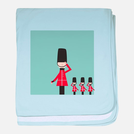 Beefeaters baby blanket