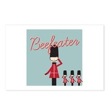 Beefeater Postcards (Package of 8)