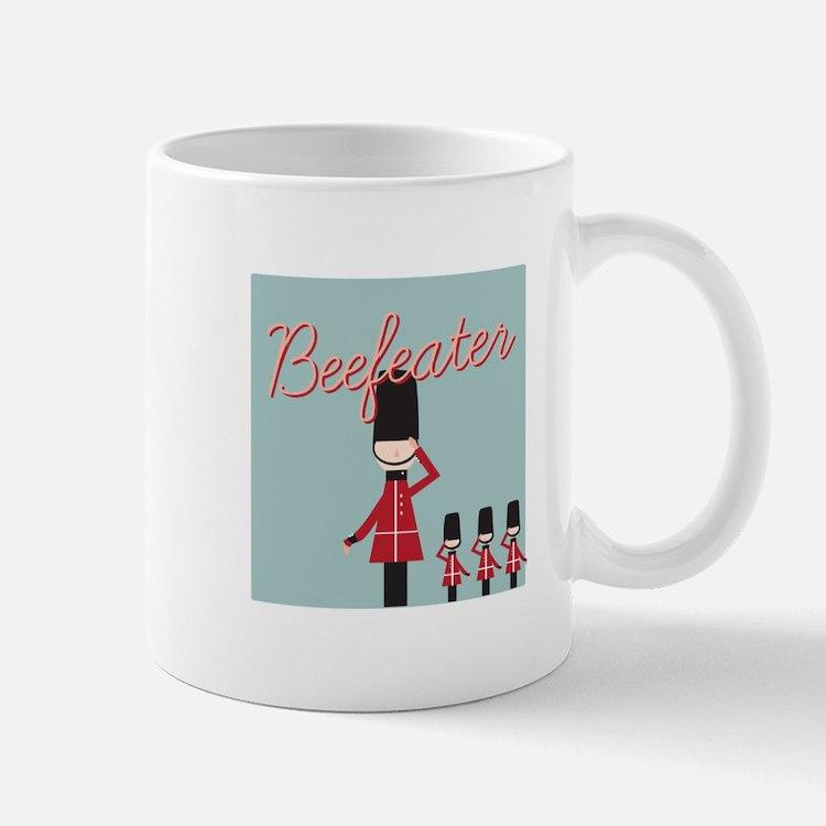 Beefeater Mugs