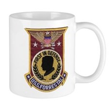USS FORRESTAL Small Mug