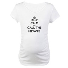 Keep calm and call the Midwife Shirt