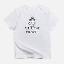 Cute Midwifery Infant T-Shirt