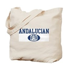 Andalucian dad Tote Bag