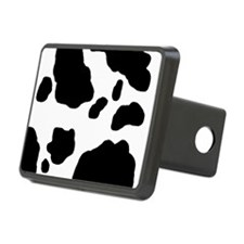 Cow Pattern Hitch Cover
