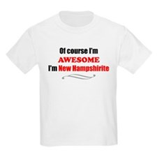 New Hampshire Is Awesome T-Shirt