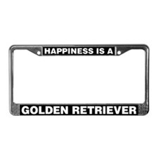 Happiness Is A Golden Retriever