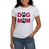 Dog mom Tops