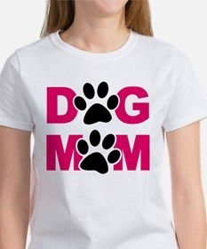 Dog Mom Women's T-Shirt