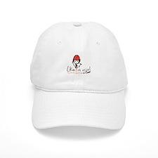 Build ~ Like a girl! Baseball Cap