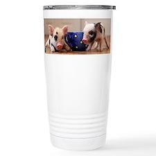 Cute Pigs Travel Mug
