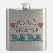 Worlds Greatest Baba Flask