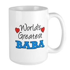Worlds Greatest Baba Mugs