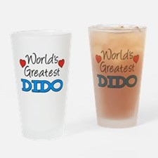 Worlds Greatest Dido Drinking Glass